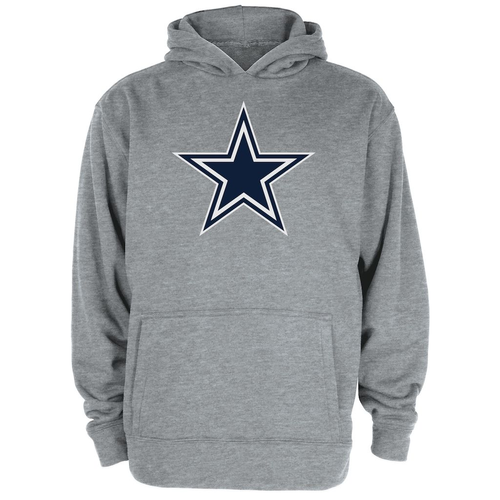 info for 71c7f eb07e Boys 8-20 Dallas Cowboys Premier Hoodie | Products | Dallas ...