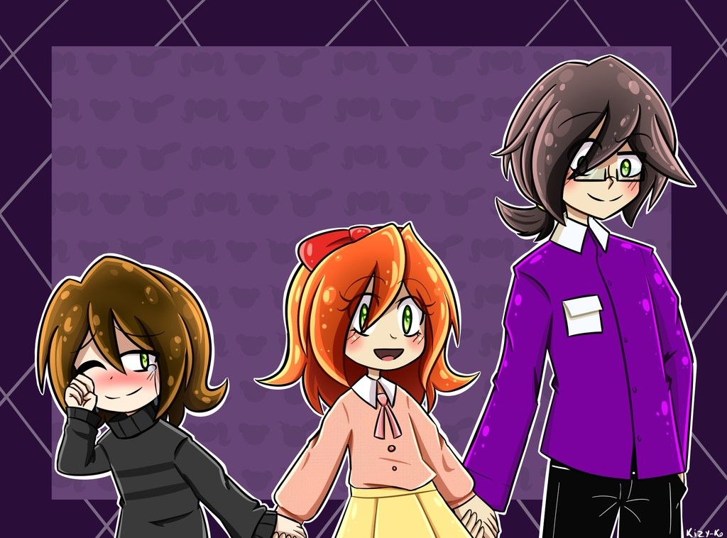 Pin By Juzuuya On Afton Family In 2020 Anime Fnaf Fnaf Wallpapers Fnaf Drawings