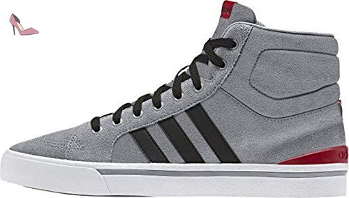 Park Chaussures Suede Mode Homme Gris Adidas Neo St Mid Sneakers rxCBode