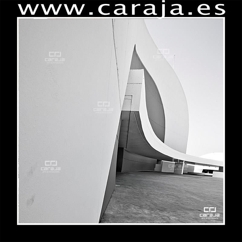 Centro Niemeyer en Avilés, España