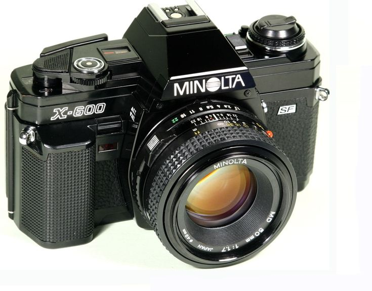 Minolta X 600