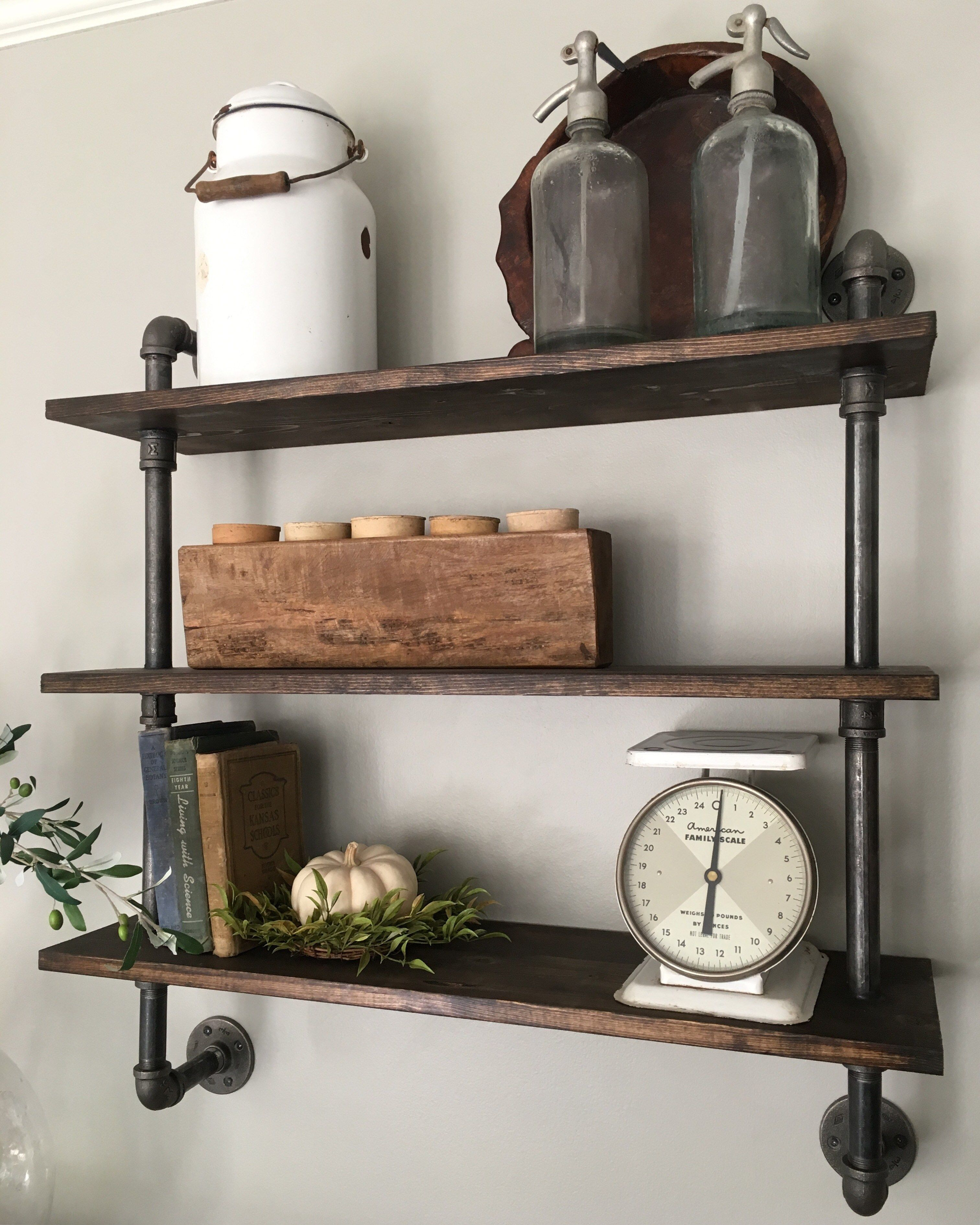 5 Tips to Styling Your Shelves 5