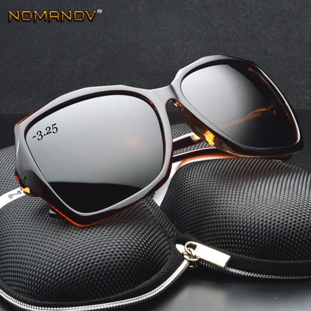 87c3e9c8aa Limited Oversized Butterfly Women Polarized sun glasses polarized  sunglasses Custom Made Myopia Minus Prescription Lens -. Visit. January 2019