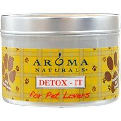 One 2.5X1.75 Inch Soy/Beeswax Blend Aromatherapy Candle For Pet Lovers. Rebalance Room Odors With Natural Beeswax, Sunflower, Soy & Rice Bran Wax. Burns Approx. 15 Hrs.