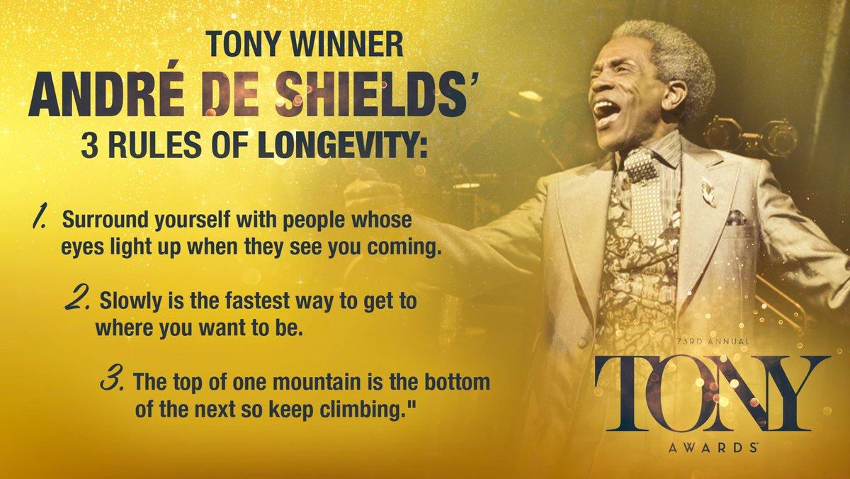 Tony Award Winner image