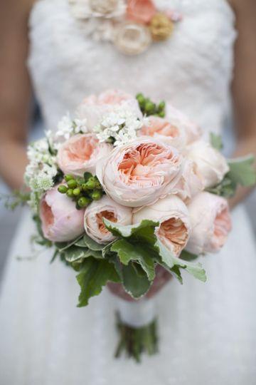 pink & green bouquet   #CleverFlowers