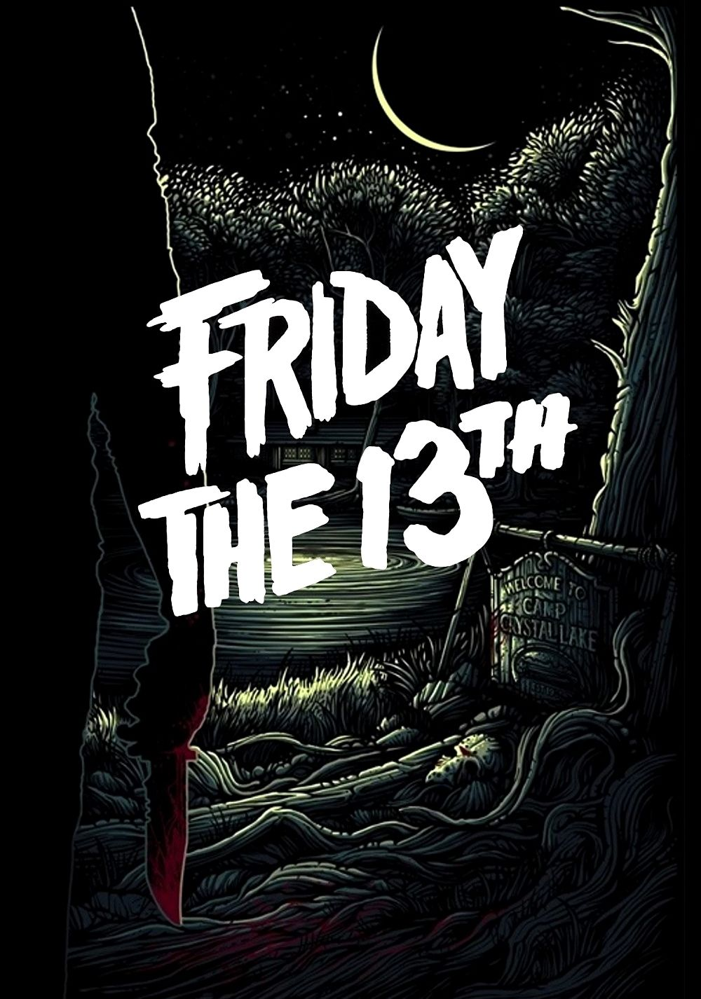 Friday The 13th (1980) | You'll wish it were only a ...