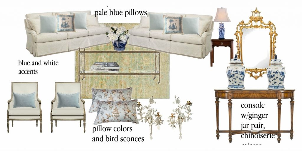 Waiting Room, Furniture, Mood Board, The Enchanted Home