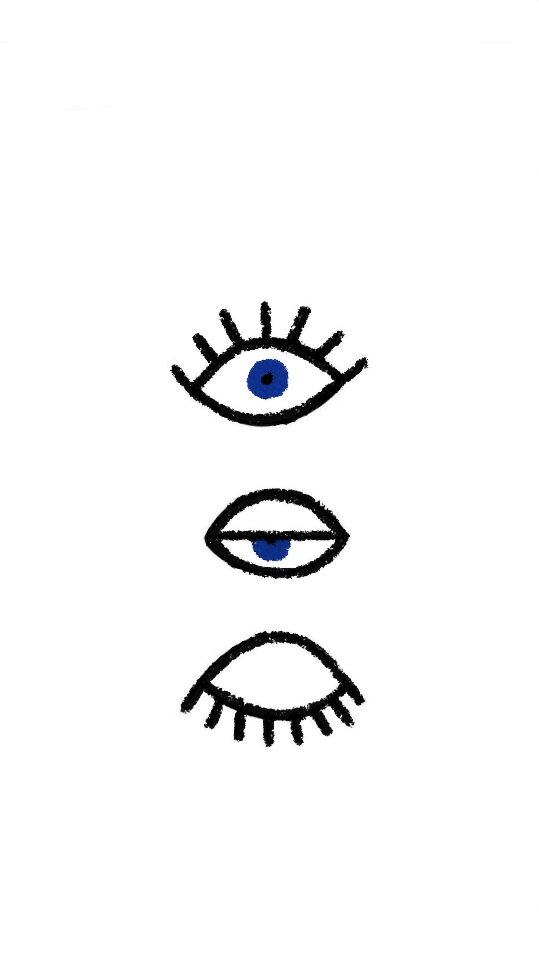Evil Eyes In 2021 Greek Evil Eye Tattoo Eye Drawing Simple Evil Eye Design