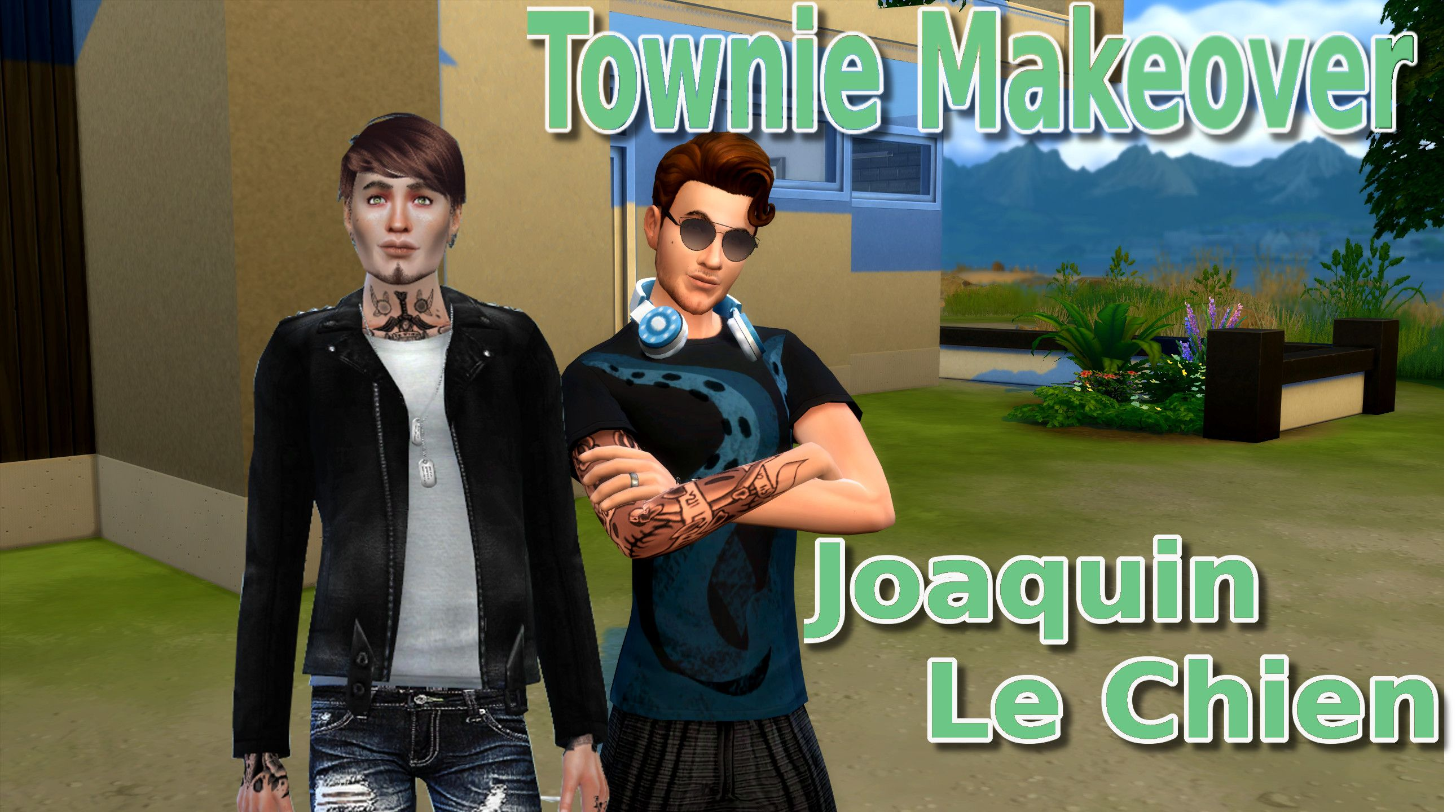 A new townie makeover from Windenburg is online  Check out