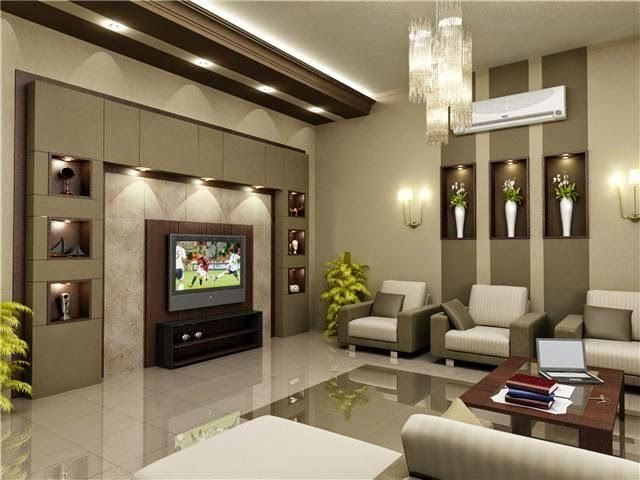 مجلة جمال حواء ديكورات جبس جدران للتلفزيون Tv Wall Design Tv Wall Decor Living Room Decor Tv