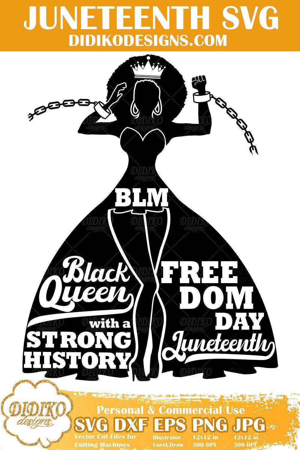 Pin On Black Queen Svg