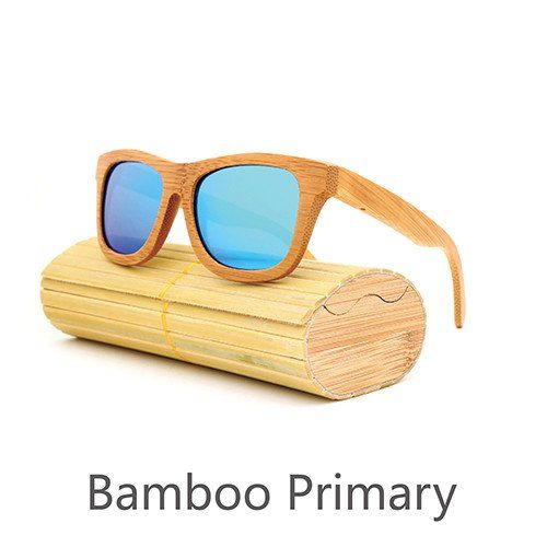0d4e25a822 New fashion Products Men Women Glass Bamboo Sunglasses au Retro Vintage Wood  Lens Wooden Frame Handmade