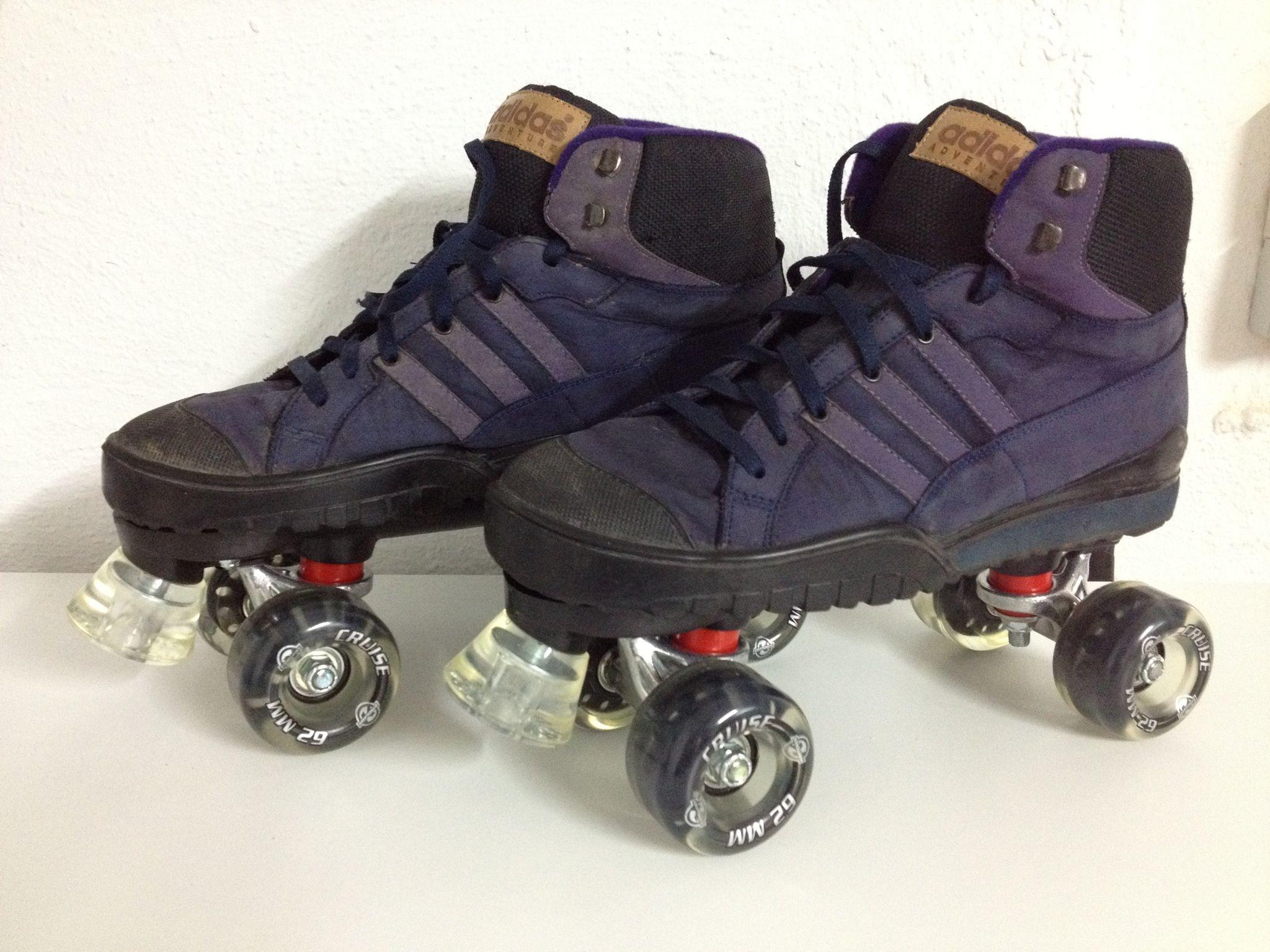 Adidas skate made by. Rollschuhe.de