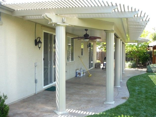 Good Builder Of Sacramento Aluminum Patio Covers   Freestanding, Solid, Lattice,  Insulated And Patio