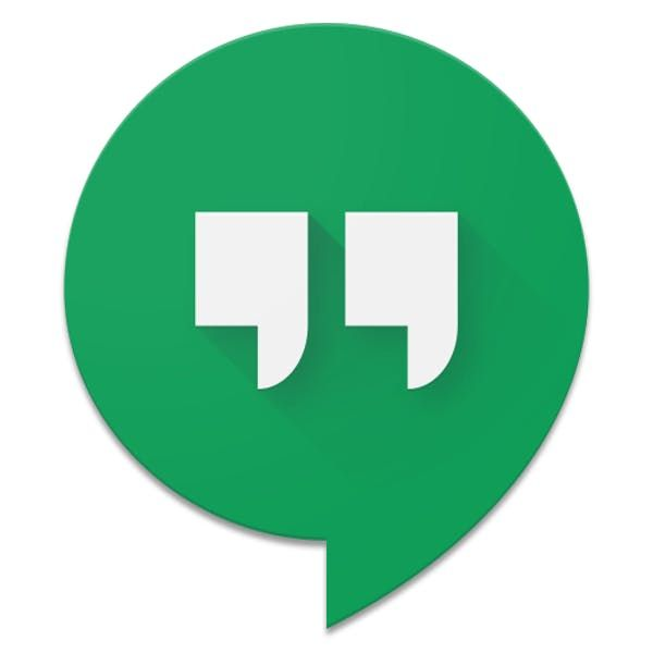 Google Hangouts supports everything that you would expect