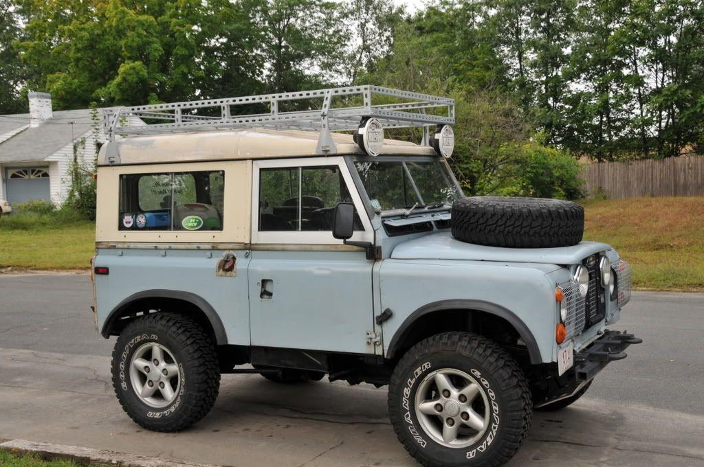 2006 Land Rover Safari Rack Google Search My Style Landing