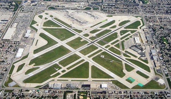 """Chicago Midway International Airport - this former """"tiny"""" airport has really grown up!"""