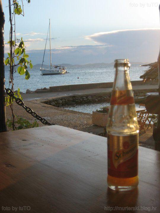 "Tangerina @ Beach bar ""Lantana"" #Murter, #Croatia"