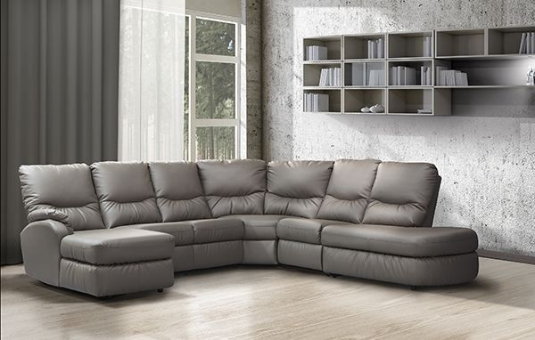 Phenomenal Elran2066 Sectional Elran Reclining Sectional Ncnpc Chair Design For Home Ncnpcorg