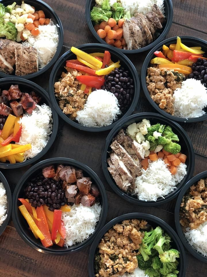 Meal Prep, Personal Chef, Catering, Meals For Athletes