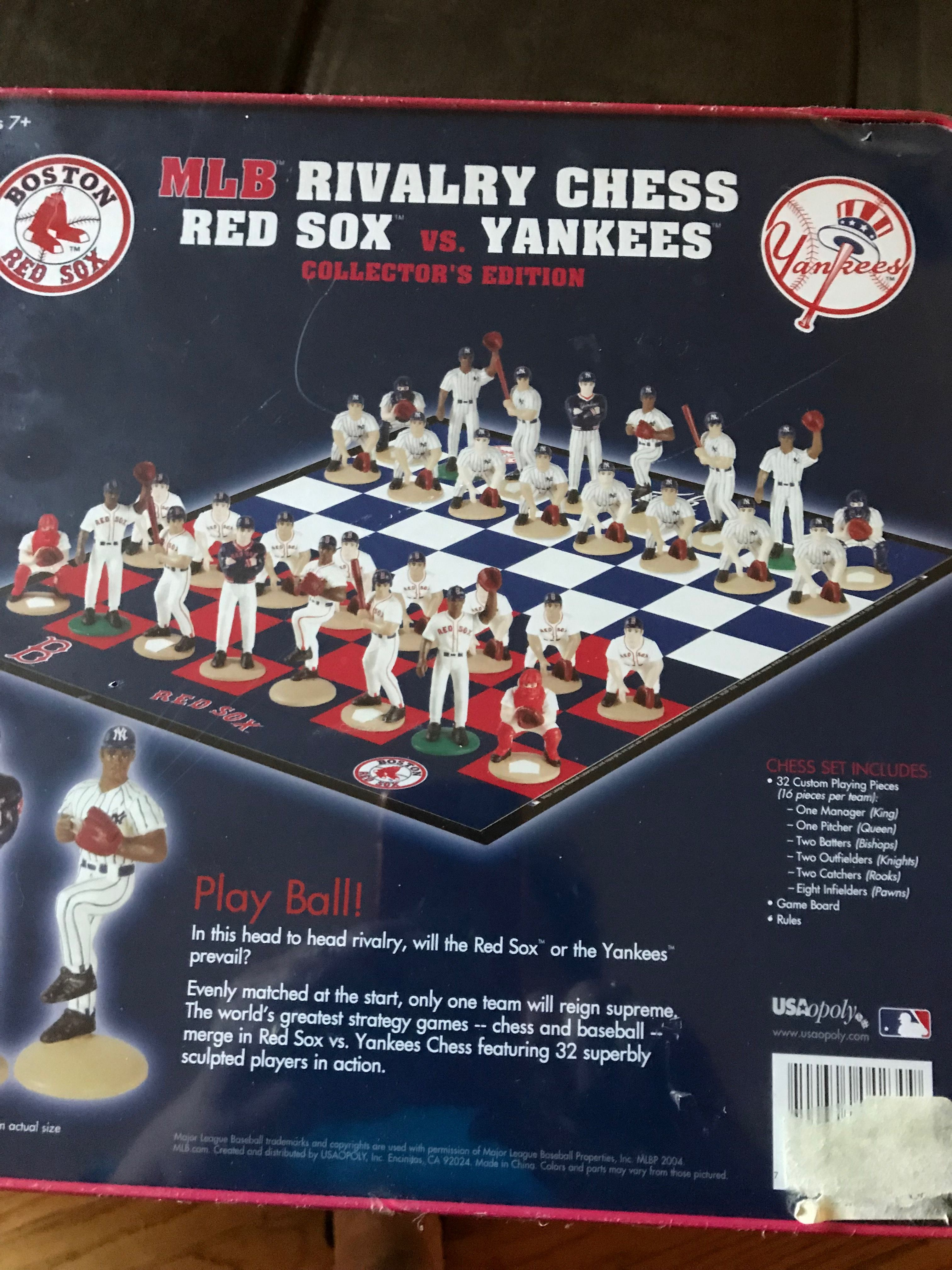Pin By Maria Custodio On Books Chess Set Play Ball Rivalry