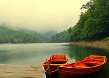 Resultado de imagem para instagram paisagem barcos e casa