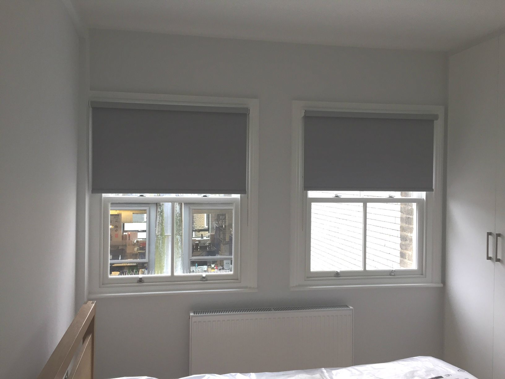 Blackout Roller Blinds For Bedroom Sash Windows