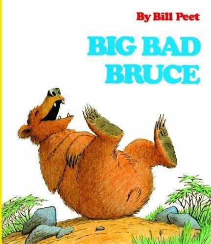 Big Bad Bruce (Turtleback School & Library Binding Edition