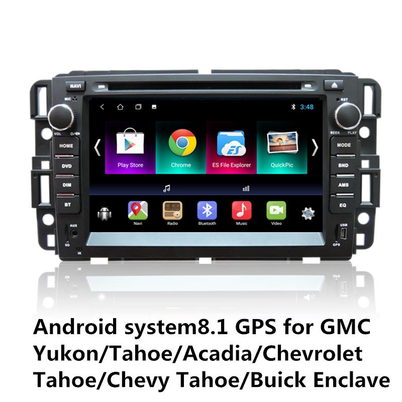 Car Gps System For Gmc Yukon Tahoe Acadia Chevrolet Tahoe Chevy Tahoe Buick Enclave Chevrolet Tahoe Buick Enclave Chevy Tahoe