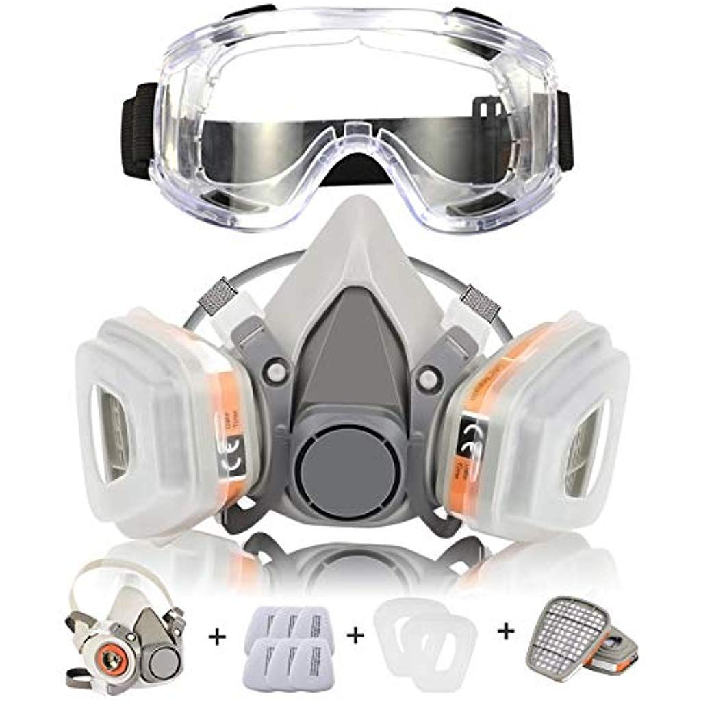 Anti-Fog-Gel Maske Masken Schutzbrillen