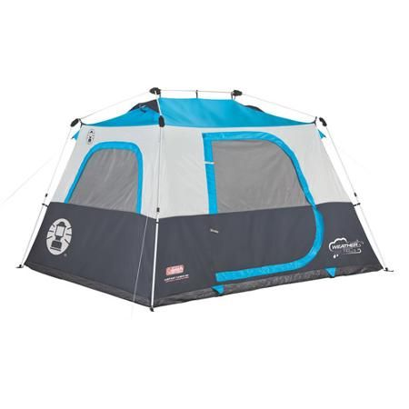 Coleman 6 Person Double Hub Instant Cabin Tent - Walmart.com  sc 1 st  Pinterest & Coleman 6 Person Double Hub Instant Cabin Tent - Walmart.com | The ...
