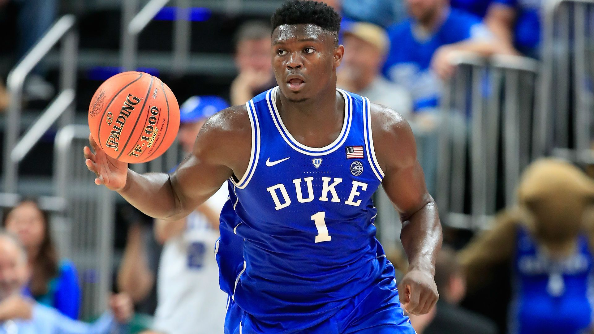Duke star zion williamson on ending college career after