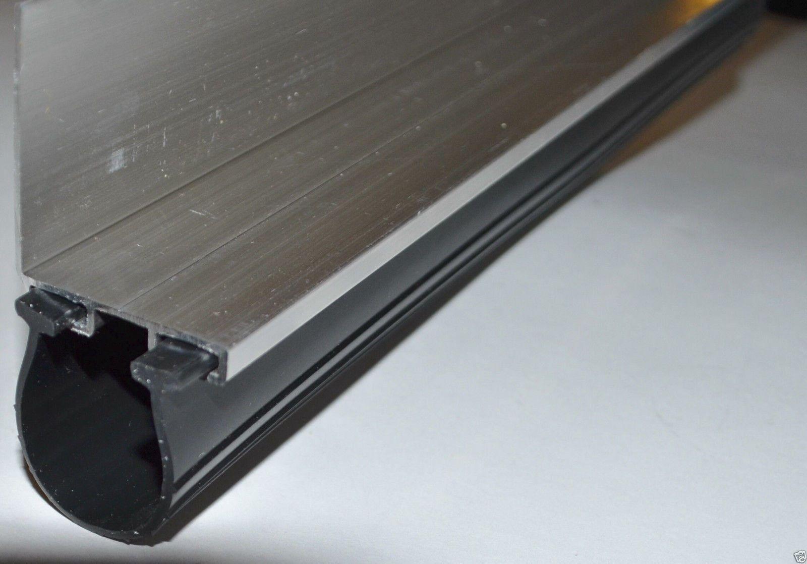 Garage Door Weather Seal Kit 1000 In 2020 Garage Door Bottom Seal Garage Door Weather Seal Garage Door Types