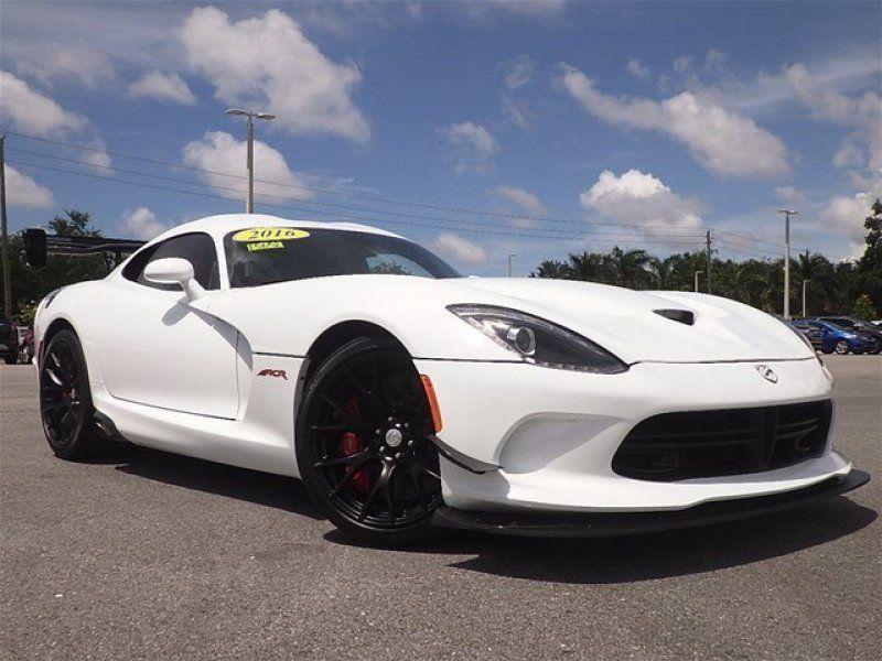 Used 2016 Dodge Viper in Sarasota, FL 492824741 1