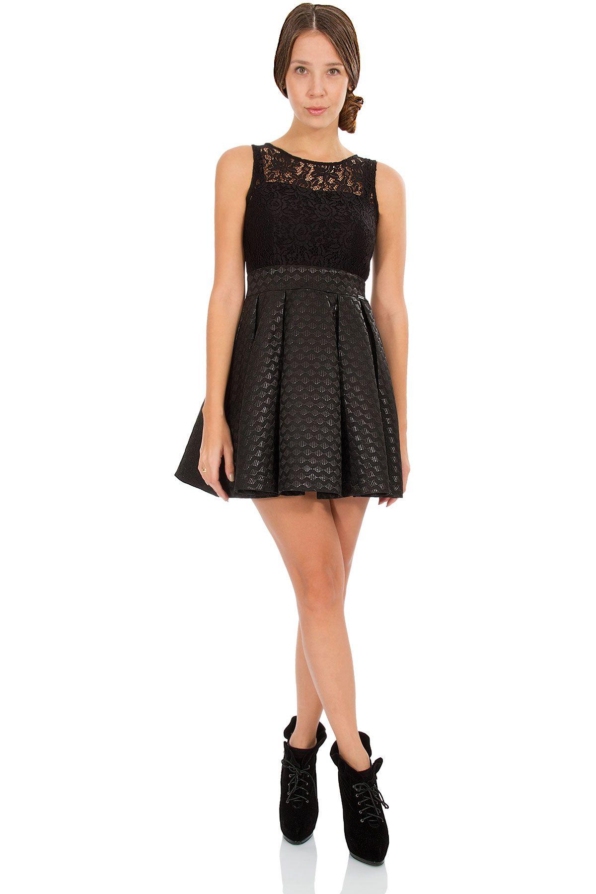 ce3d7f85f278 ΜΙΝΙ ΦΟΡΕΜΑ ΜΕ ΔΑΝΤΕΛΑ   Mini   Φορέματα    Matis Fashion