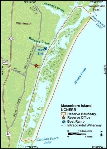 Map of Masonboro Island   Wilmington, NC & Nearby   Island, Kayaking Kayak Map Of Obx on icon kayak, thule kayak, old kayak, beach kayak, florida kayak, duck kayak,
