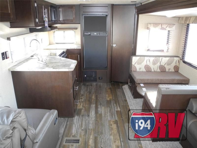 New 2015 Forest River RV Cherokee 274RK Rear Kitchen Travel Trailer RV