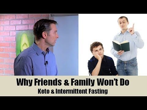 Why Your Friends & Family Are Not Doing Keto and