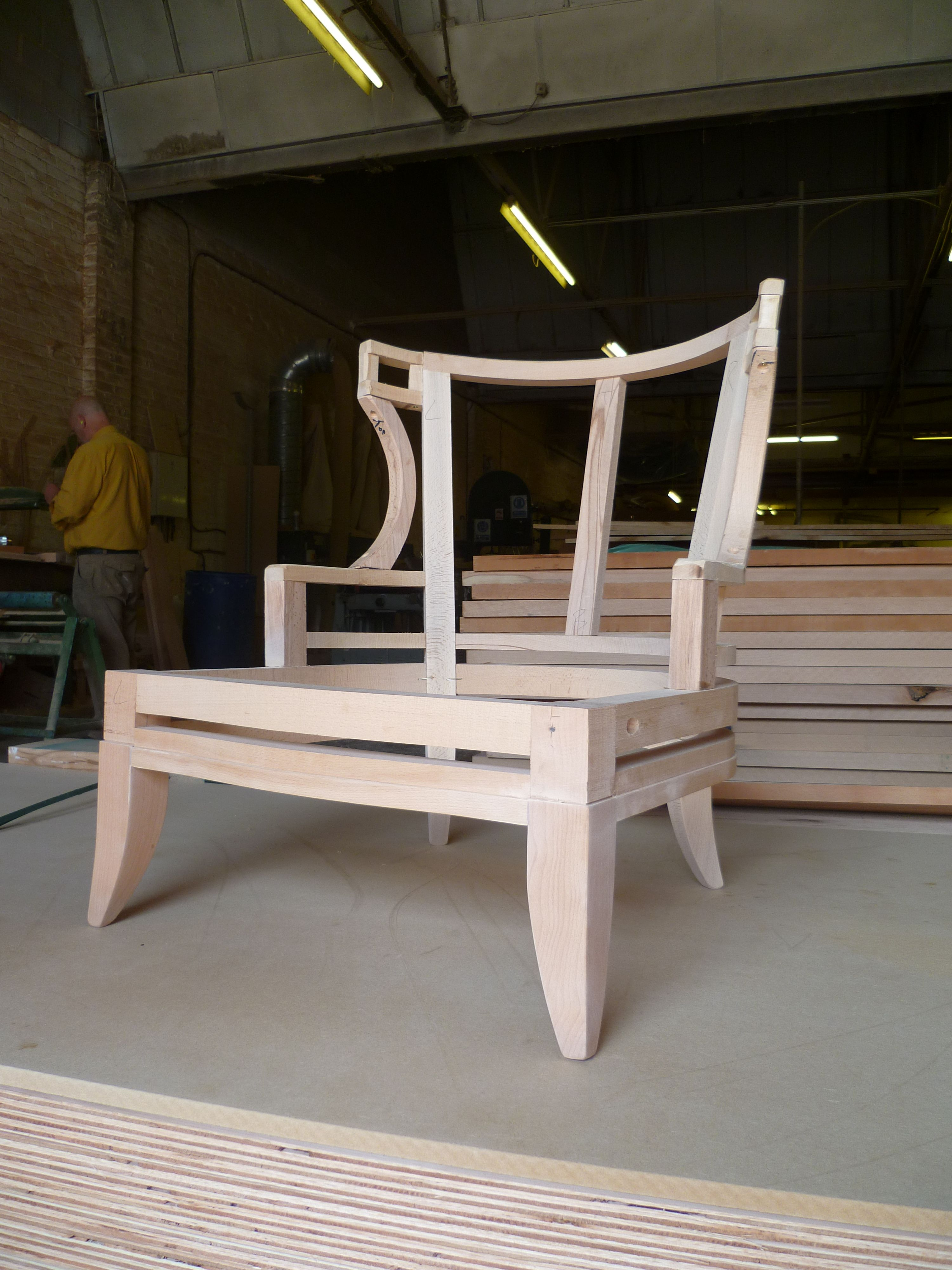 Standard Frames Mackin Furniture Designs Chair Frames Chair