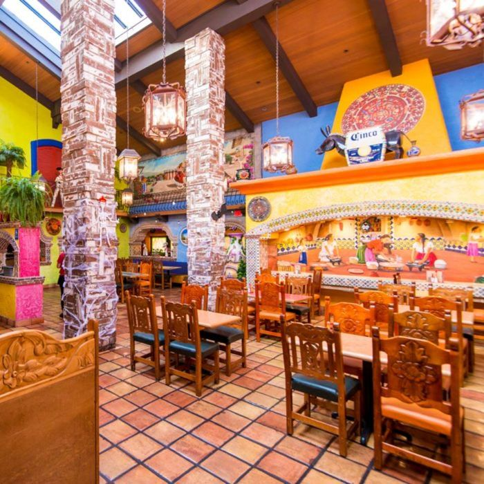 The All You Can Eat Mexican Food Buffet In Northern