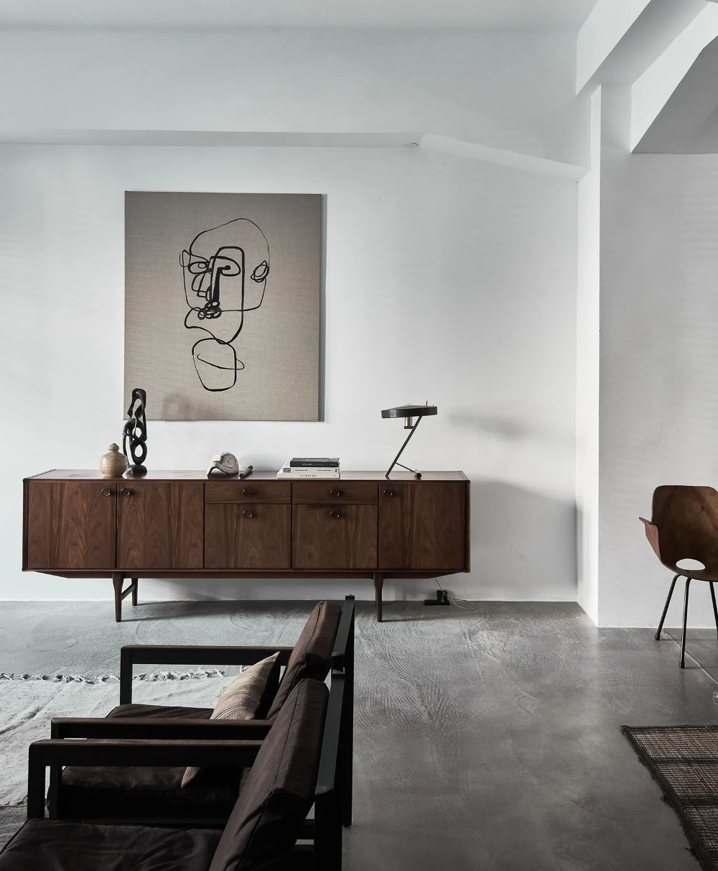 Photo of Industrial Apartment | Annabell Kutuku | Abitare | Interior