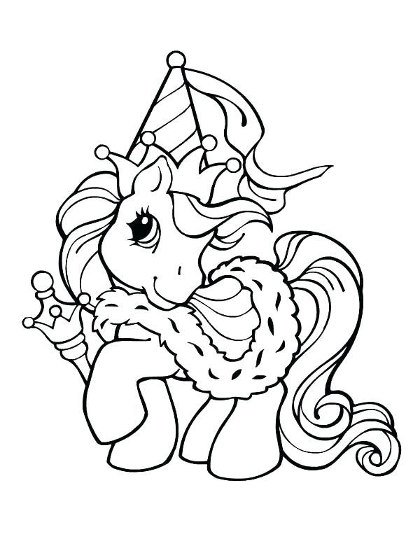 Coloriages Mon Petit Poney Page A Coloring Games For Girls
