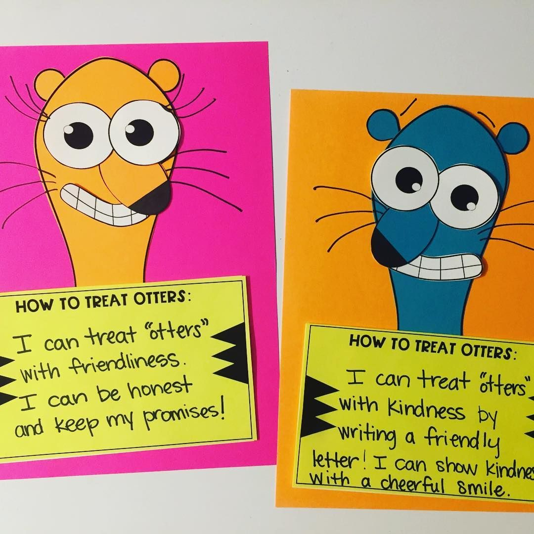 Are You Teaching Your Little Friends The Importance Of