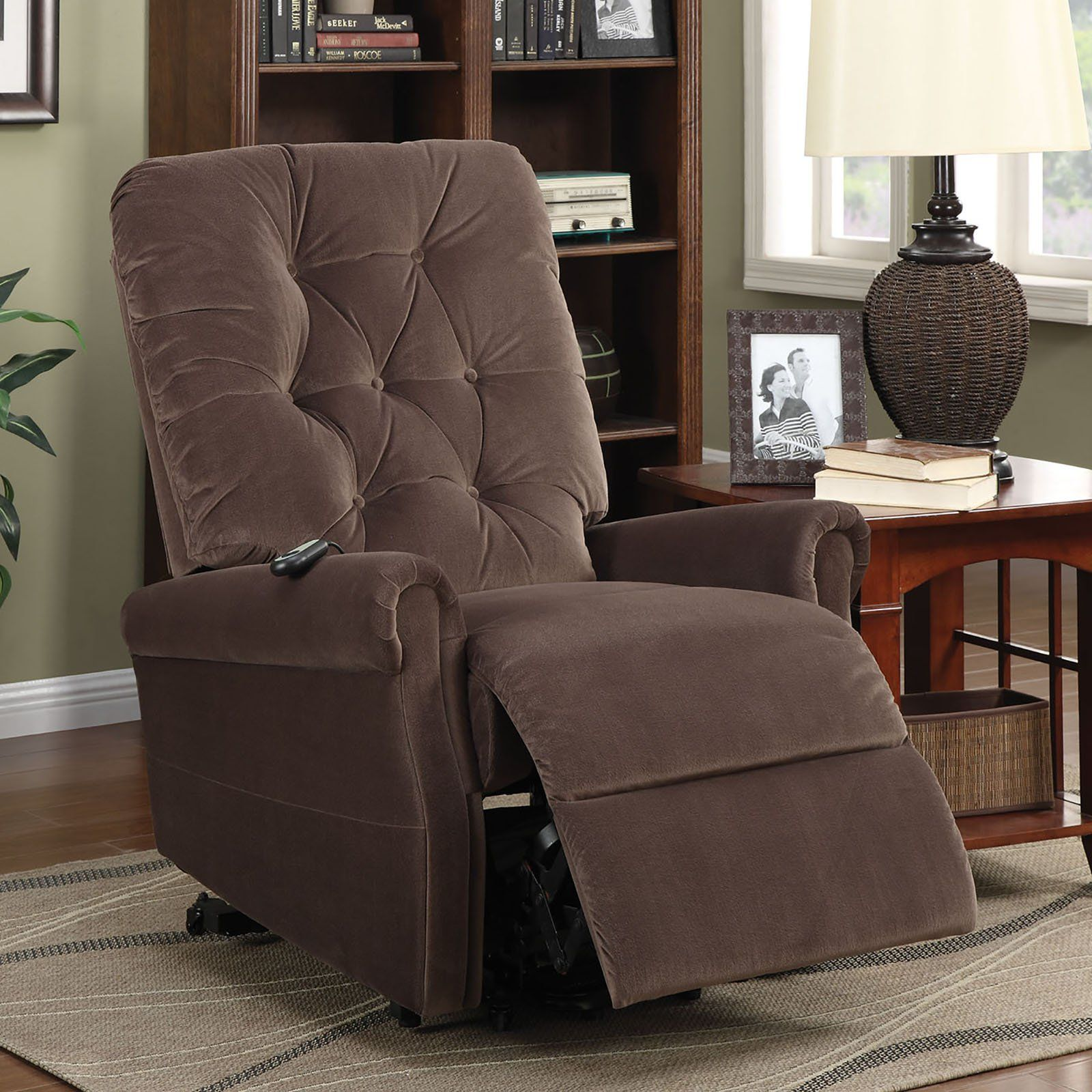 Acme Furniture Zody Power Lift Recliner 59241 Recliner