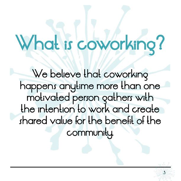 Wonderful definition of coworking coworking pinterest spaces wonderful definition of coworking malvernweather Images