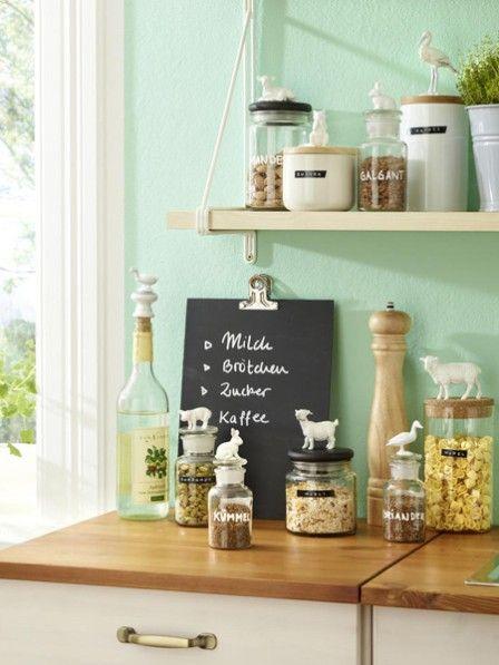diy-tipp: tierische deko für die küche | die küche, küche und