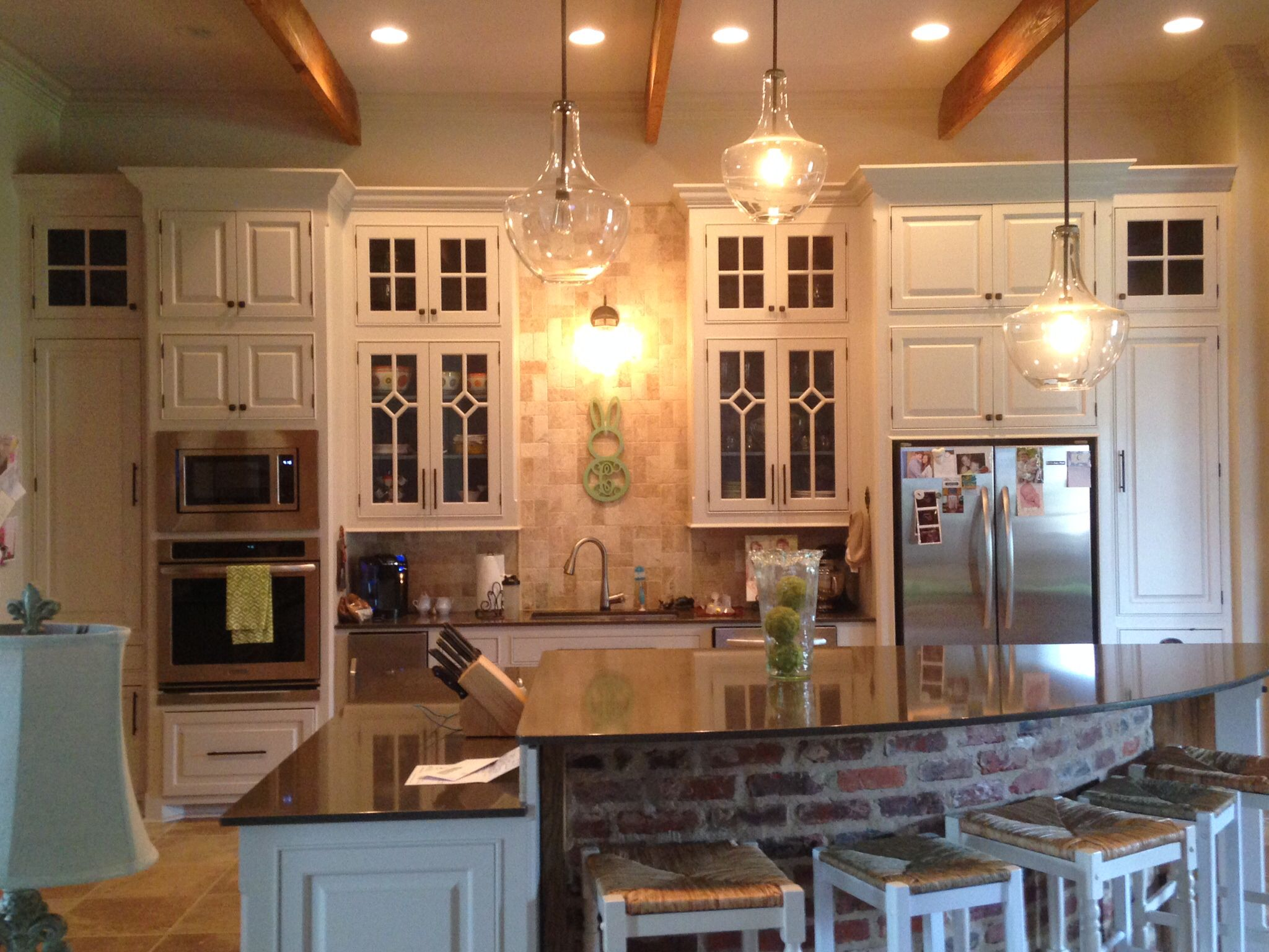 Custom Kitchen Designed And Createddavid Hoover Contact Inspiration Custom Design Kitchen Inspiration Design