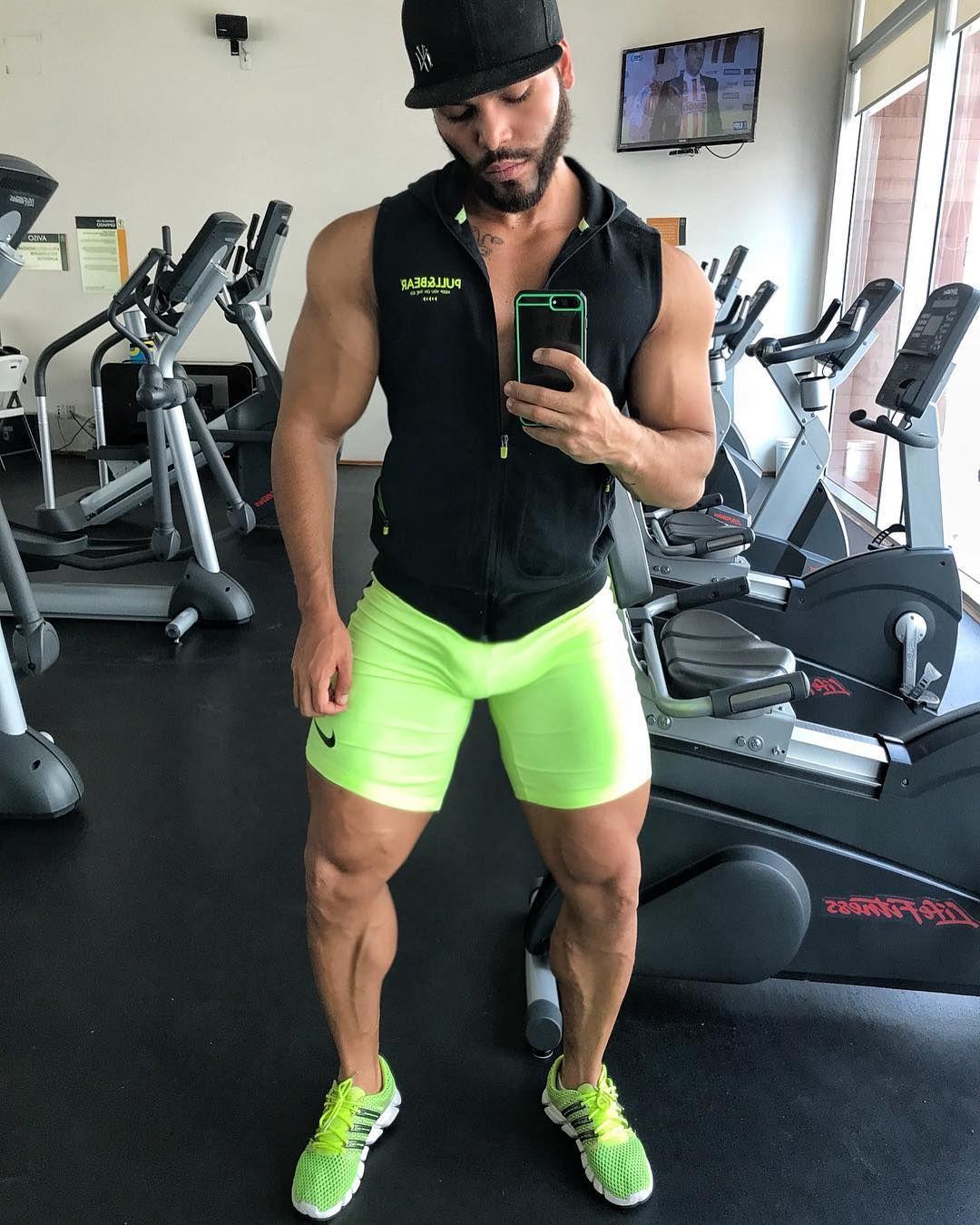 muscle men solo