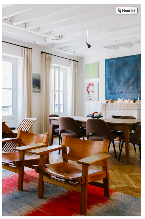 At Home With Betsy Kasha, Co-founder of A+B Kasha — Rue Rodier  www.ruerodier.com inspirations deco, maison, appartement, salle a manger,  salle de sejour, ... 184bbfadaa16